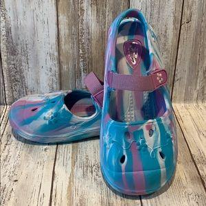 Children's Place Sandals Shoes Croc Style Size 11